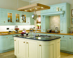 Iona Painted Kitchen traditional kitchen cabinets