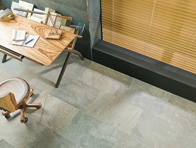 Porcelanosa Tiles Arizona Stone mediterranean-wall-and-floor-tile