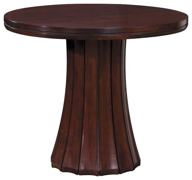 Stickley Ridgefield Round Lamp Table 7640
