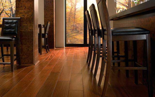 Brazilian-Walnut Harwood Flooring modern-hardwood-flooring