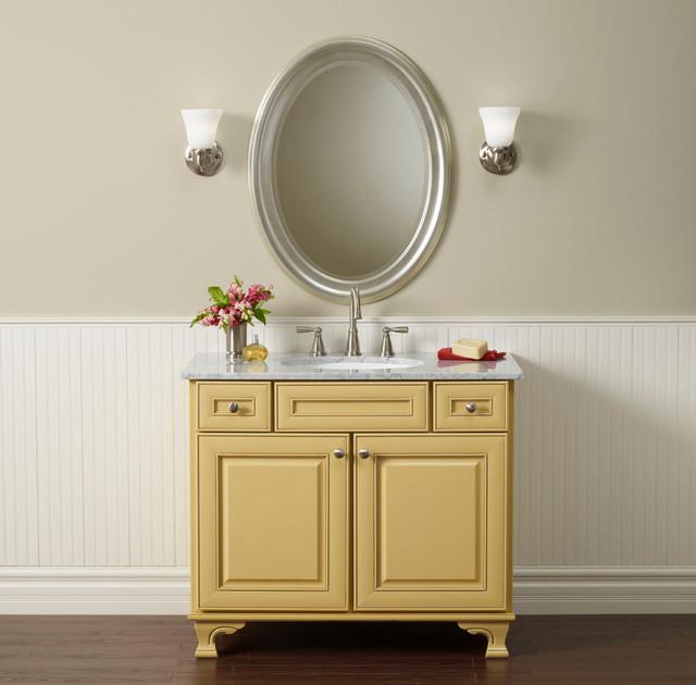 Villa Bath Contemporary Bathroom Vanities And Sink