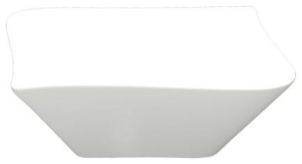 Fortessa Ojo Square Bowls - Set of 6 modern-bowls
