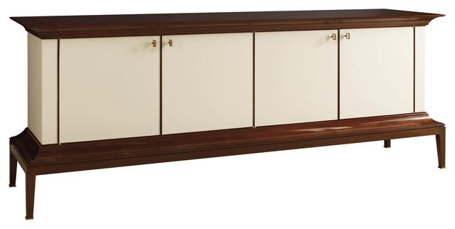 Moderne Credenza - Baker Furniture - Modern - Buffets And Sideboards - by Bak...