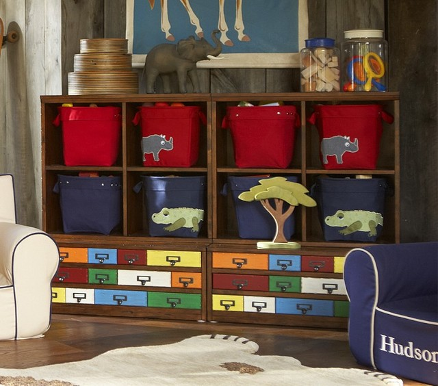 cameron brunswick storage system contemporary kids