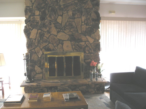 Can A Stone Fireplace Be Painted