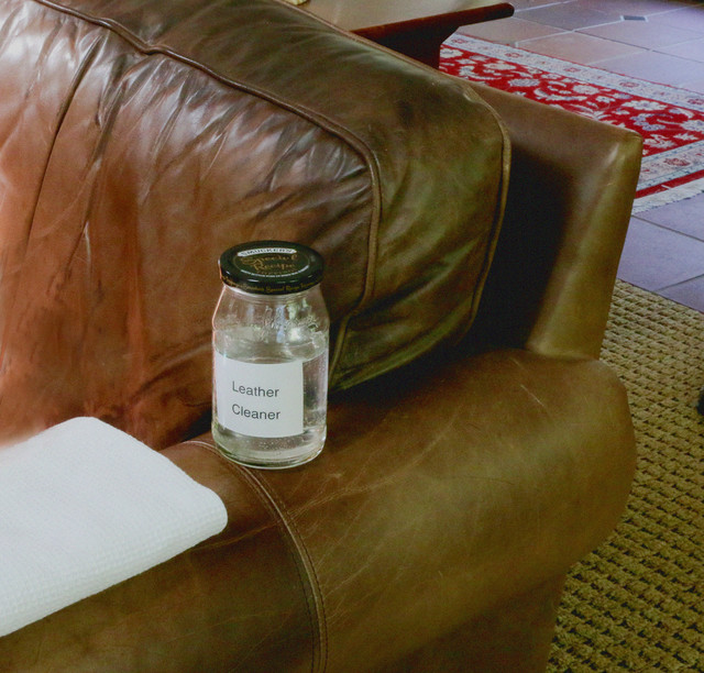 Leather Sofa Cleaner: Natural Leather Cleaners