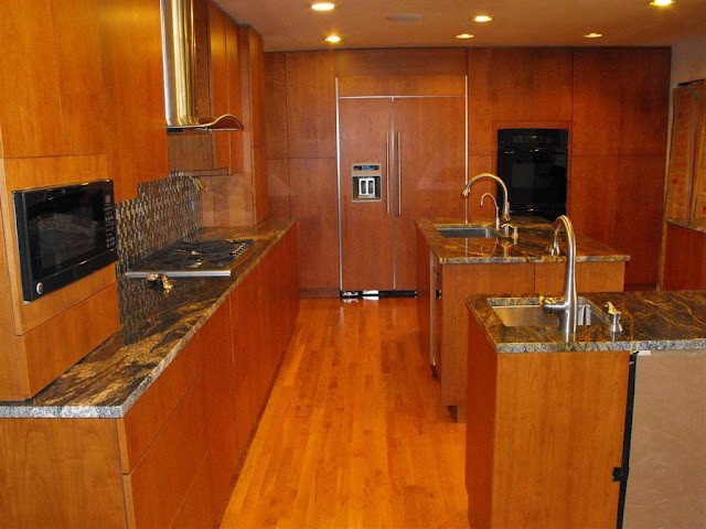 Cleveland Kitchen eclectic