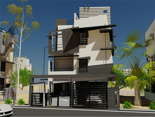 Modern residential house plans contemporary home designs Residential design
