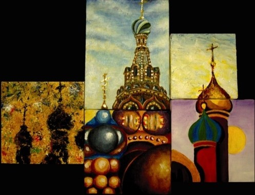 Eclectic Russia eclectic-artwork