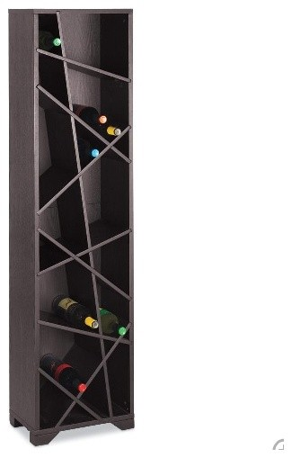oblique wine rack contemporary wine racks