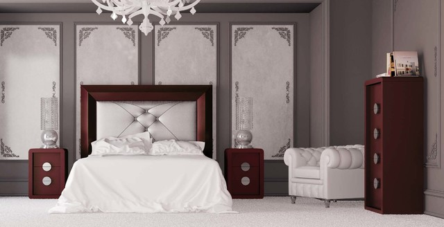 macral design bedroom d23 queen complete bedroom set