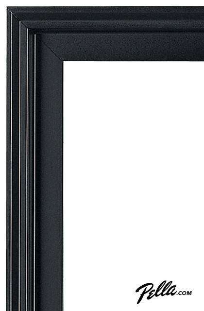 EnduraClad® Exterior Finish in Black contemporary-windows-and-doors