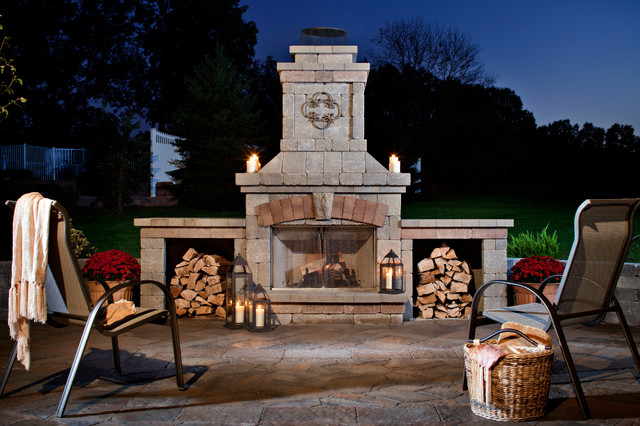 Belgard Elements - Brighton Collection traditional-outdoor-products
