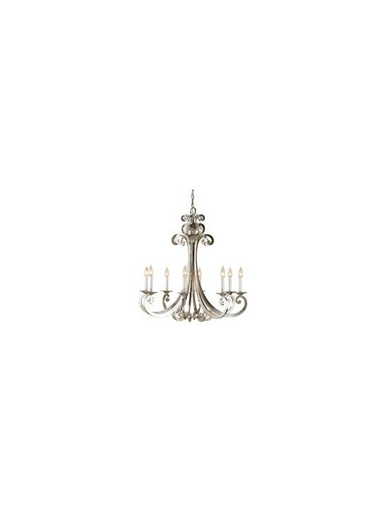 Currey and Company Constellation Transitional Chandelier - CNC-9666 - Currey and Company Constellation Transitional Chandelier - CNC-9666