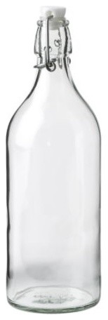 SLOM Bottle with stopper traditional-wine-and-bar-tools