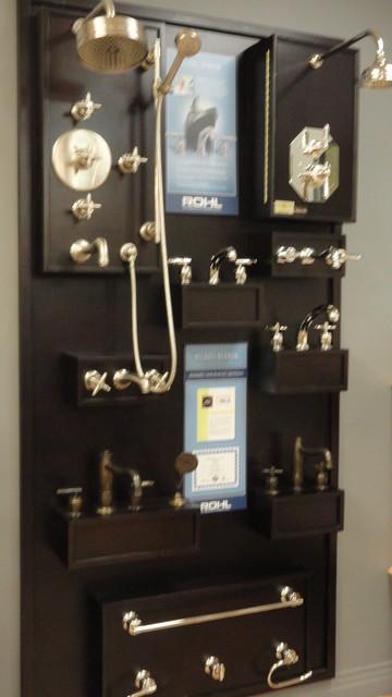 rohl denver showroom contemporary bathroom faucets denver by