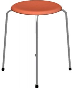 Dot Stool modern-side-tables-and-end-tables