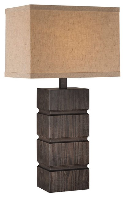 Lite Source LS-21025 Blog Table Lamp transitional-table-lamps
