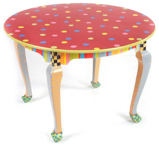 Play Table : MacKenzie-Childs - Eclectic - Kids Tables And Chairs - other metro - by MacKenzie ...