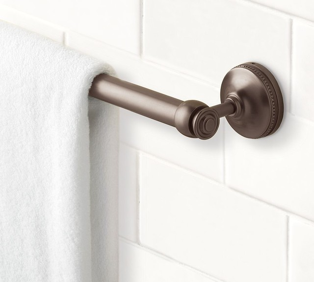 Brayden Towel Bar Traditional Towel Bars And Hooks