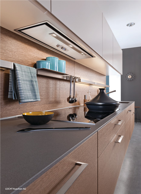 European Inspirations contemporary kitchen