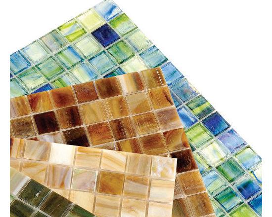 Vetro di mare glass mosaic - Vetro di Mare glass mosaic by Marble system