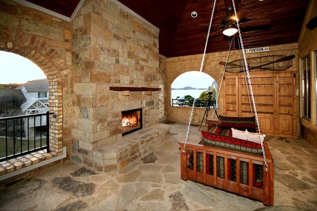 Lake House Applehead Island, Horseshoe Bay Texas traditional
