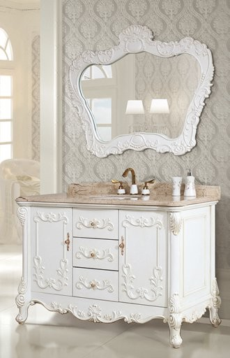 Vintage Bathroom Vanities Traditional Bathroom Vanities And Sink