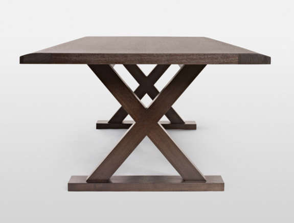 HOLLY HUNT modern dining tables