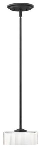 Hinkley Lighting 3877SK Mini-Pendant Mini-Pendant Meridian Collection pendant-lighting