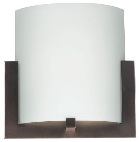 Bow Wide Wall Sconce by Philips Forecast Lighting contemporary-wall-lighting
