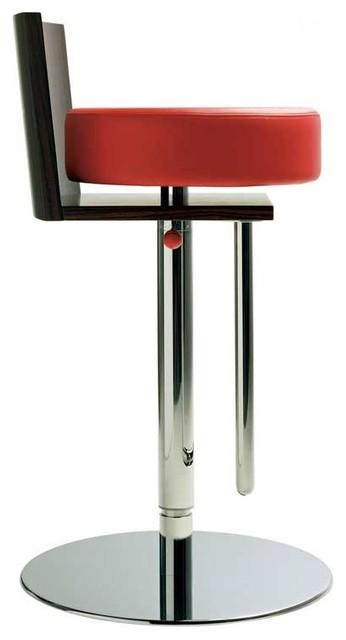 Poltrona Frau Le Spighe Bar Stool Modern Bar Stools