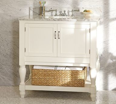 Newport Single Sink Console Antique Bronze Finish Traditional Bathroom Vanities And Sink