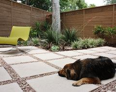 Chewie Lewis in the Yard modern