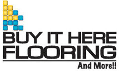 Buy It Here Flooring and More!! Logo