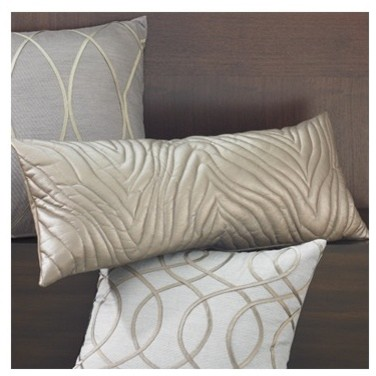 Modern Bedroom Pillows : Paola Quilting Decorative Pillow - Modern - Decorative Pillows - by AllModern