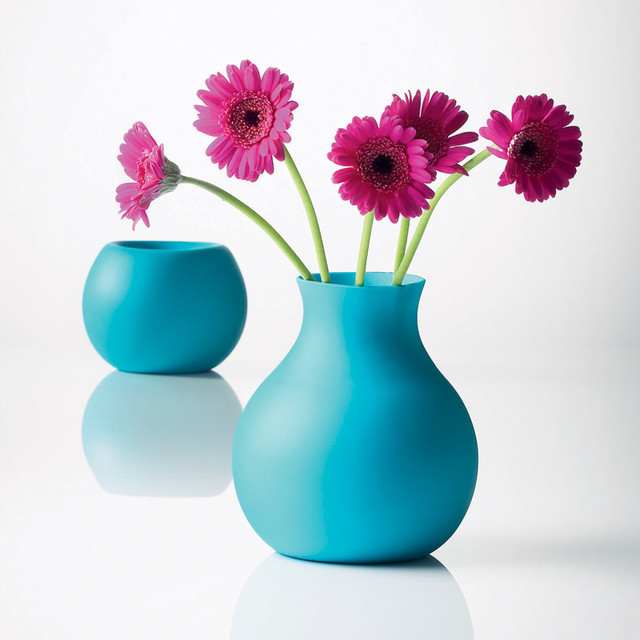 Menu Rubber Vase Large Modern Vases By Switch