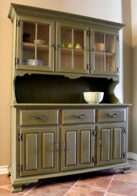 China Cabinets - China Cabinets And Hutches - austin - by Nod to the Past