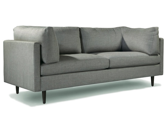 The Sit In Sofa by Milo Baughman from Thayer Coggin -