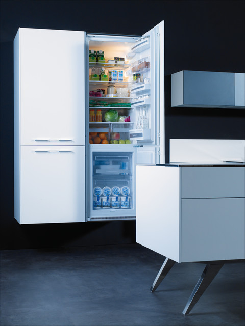 Mobalco kitchens - Modern - Refrigerators And Freezers - chicago - by Haute Living
