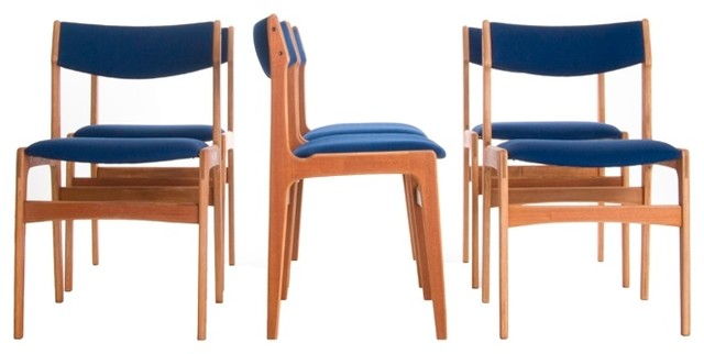 Vintage Danish Modern Dining Chairs Modern Dining Chairs Minneapolis
