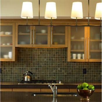 Residential interior design contemporary-kitchen