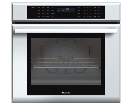 """Thermador 30"""" Masterpiece Series Single Electric Wall Oven, Stainless 