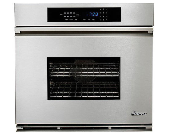 "Dacor Classic Millennia 27"" Single Wall Oven, Stainless Steel 
