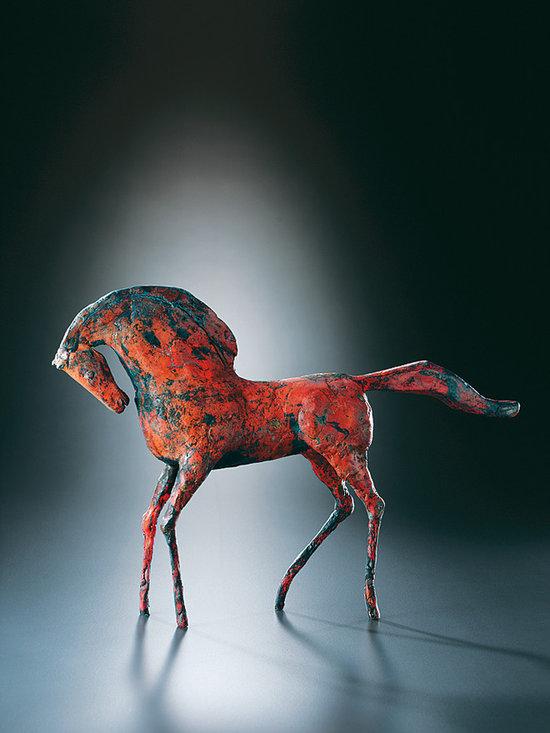 Bronze Statue - Horse -