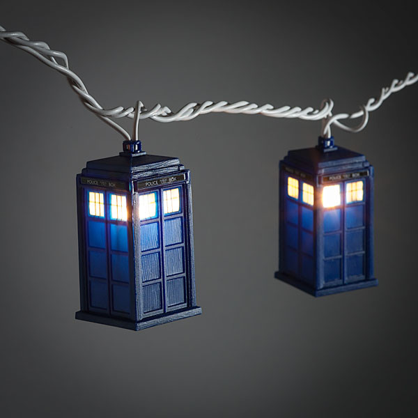 Doctor Who Tardis String Lights Contemporary Home Home Decorators Catalog Best Ideas of Home Decor and Design [homedecoratorscatalog.us]