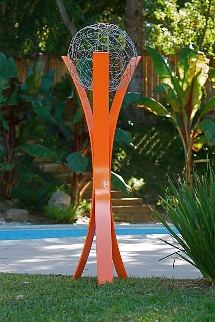 TerraSculpture modern-garden-sculptures