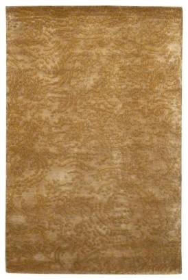 Surya Shibui SH-7412 Urbane Area Rug - Tan/Gold modern-rugs