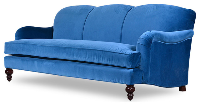 Basel Tight Back English Roll Arm Sofas and Chairs  : traditional sofas from www.houzz.com size 640 x 342 jpeg 47kB