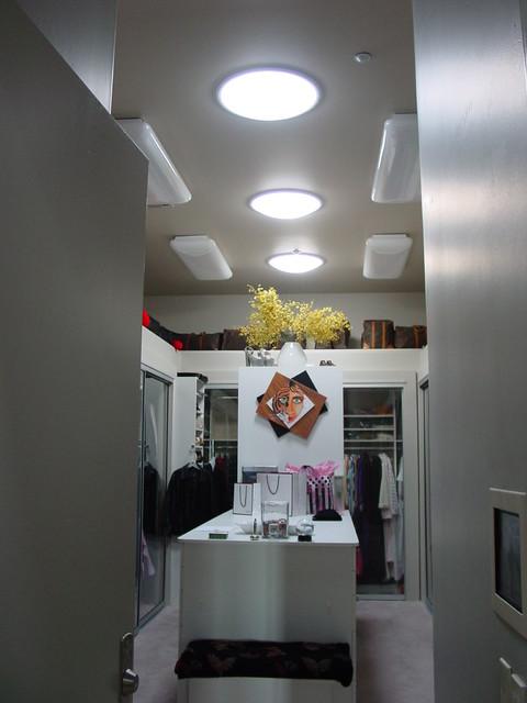Tubular Skylights Modern Ceiling Lighting Phoenix By Elite Solar Systems Inc